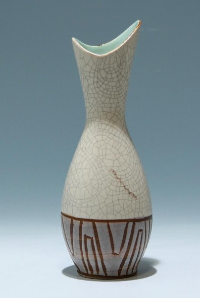 Marzi & Remy Keramik Vase 1025/23 1956