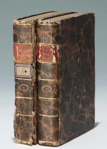 Félicité de GENLIS -LES PETITS ÉMIGRÉS - Paris 1808
