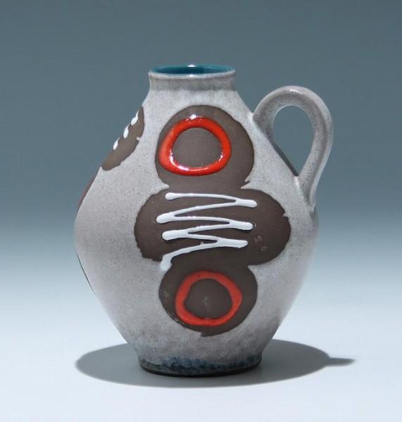 Keramik Vase 1522-14 1960er Jahre
