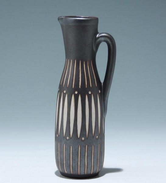 Keramik Kanne Piesche & Reif in Kamenz 1950er Jahre