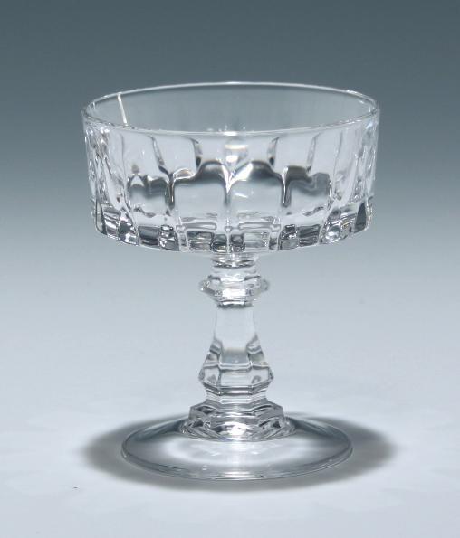 Cristal d`Arques Likörschale LOUVRE 8,5 cm