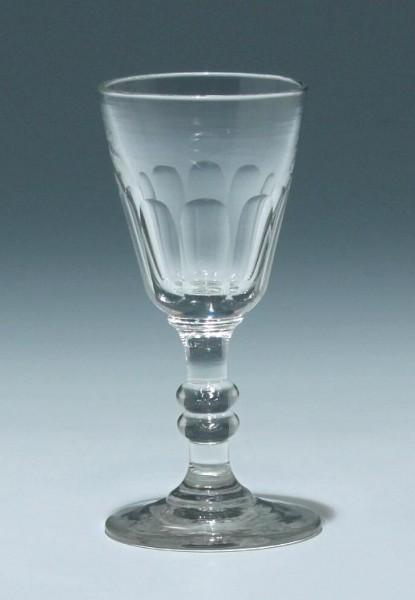 Kelchglas Frankreich 19. Jh. - Höhe 10,7 cm