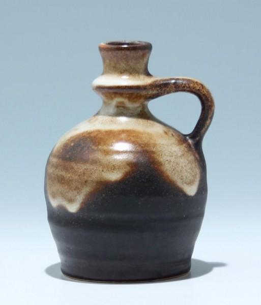 Keramik Henkelvase 612/14 1960er Jahre