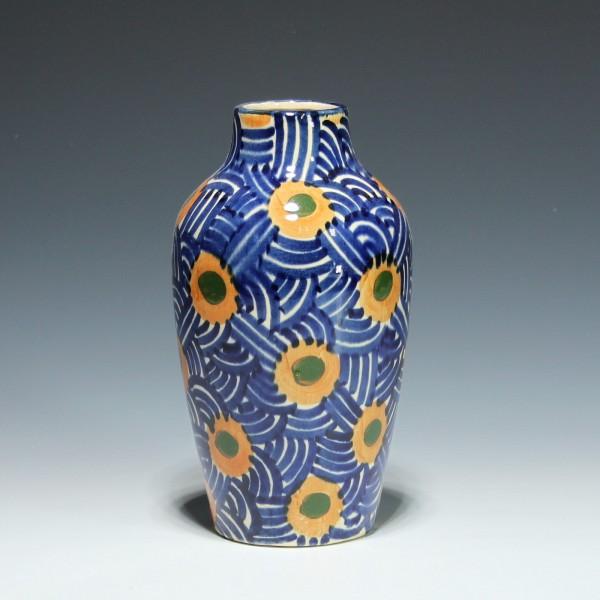 Jugendstil Keramikvase um 1910-20