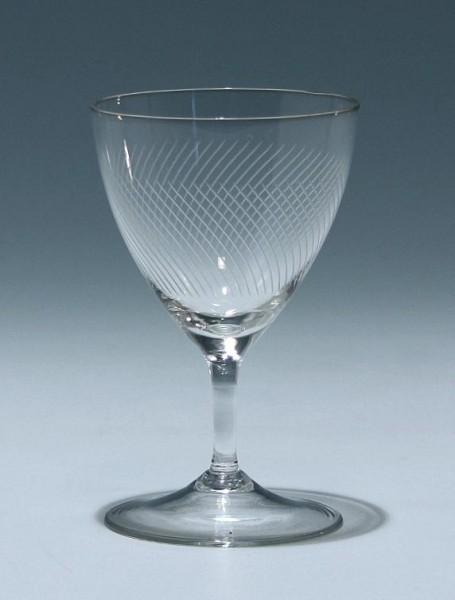Kelchglas Gral-Glas ILLUSION AR306/6282 1950er Jahre