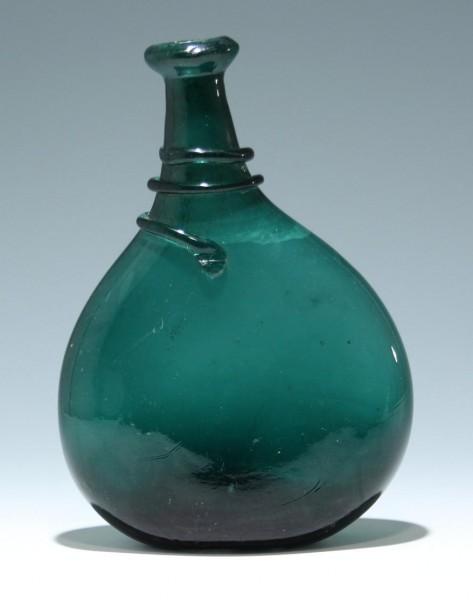 Alte Hirtenflasche / Wasserflasche 19. Jh.