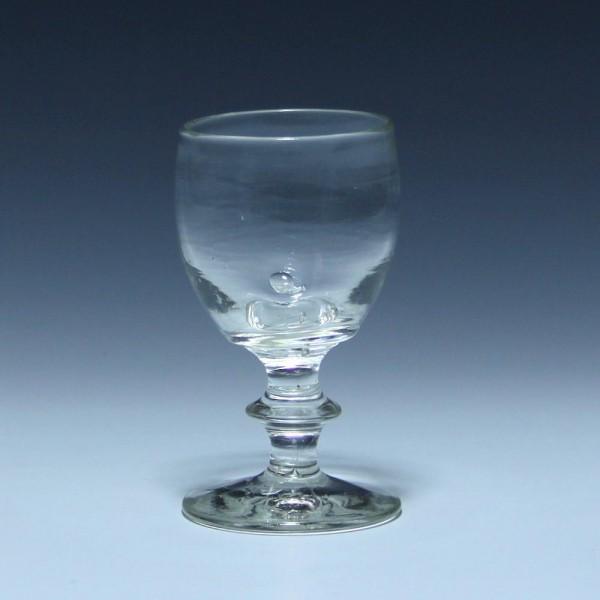 Portweinglas - 19. Jh. - 10 cm