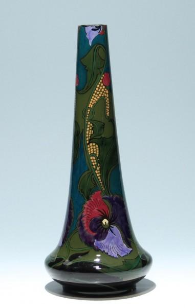 Fragmental Artnouveau Vase Plateelbakkerij Zuid-Holland, Gouda