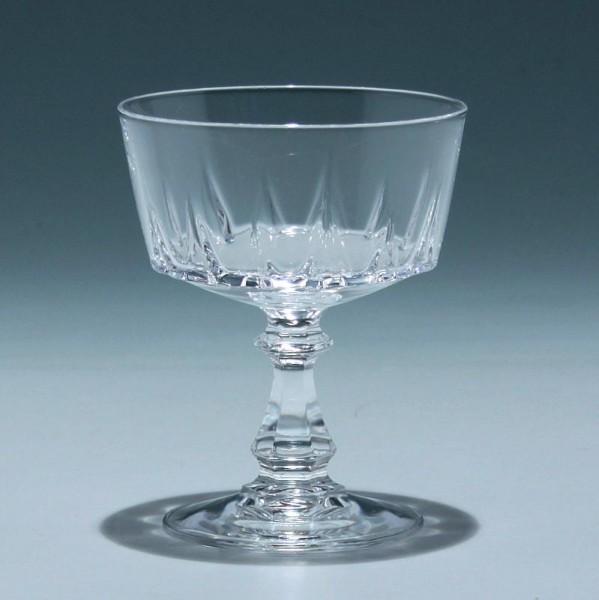 Cristal d`Arques Sektschale LOUVRE 11,4 cm