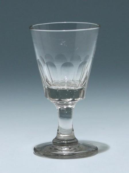 Kelchglas Frankreich 19. Jh. - Höhe 11,7 cm