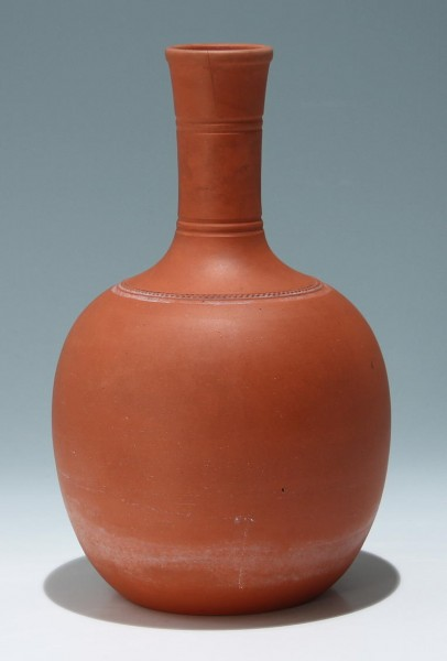 Chinese Yixing Zisha Bottle Vase / Waterbottle