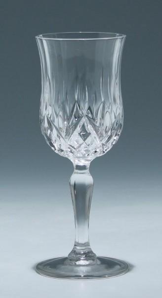 Cristal d`Arques Kelchglas Form??? - 17,4 cm