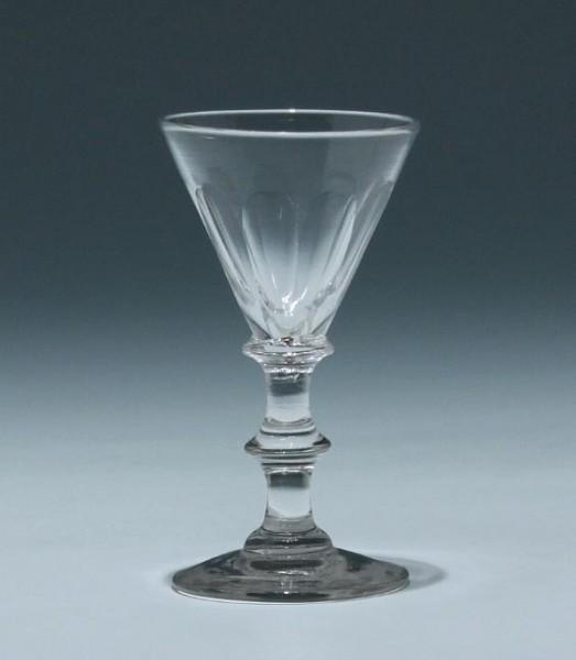 Kelchglas - Frankreich 19. Jh. - 10,5 cm
