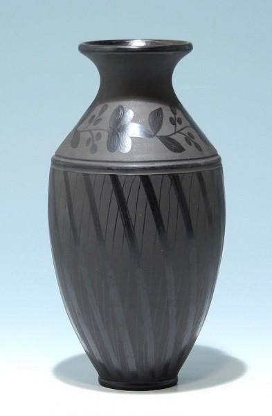 Ungarische Keramikvase aus Nádudvar