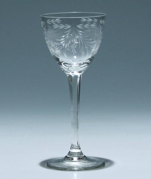 Poschinger Weinglas -S70- circa 1920 - 17 cm