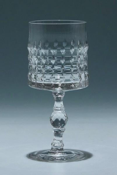 Thomas Bleikristall Weinglas 1960er Jahre - 15,7 cm