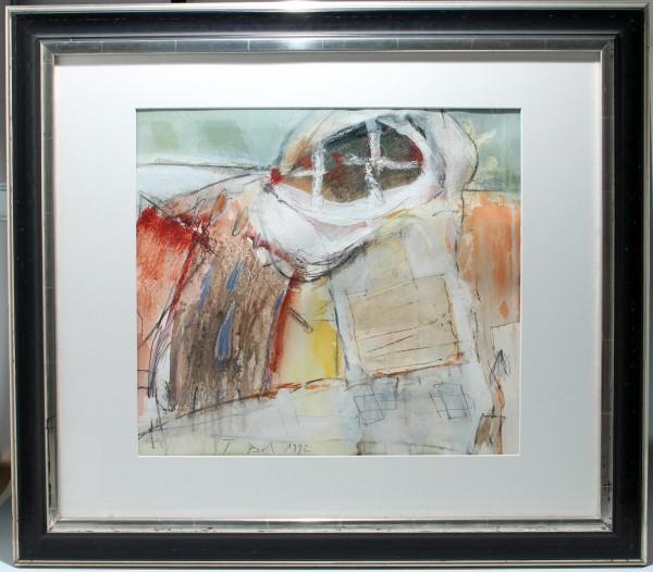 Thomas Perl (*1962) - Mischtechnik - OHNE TITEL 1992
