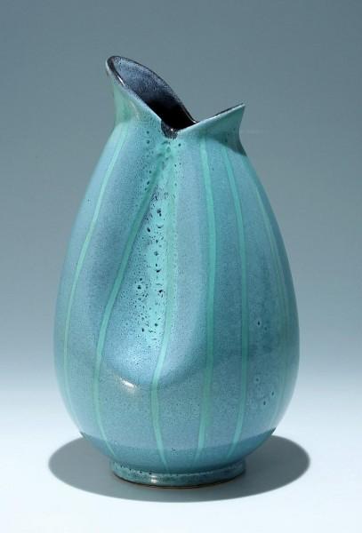 Große Keramikvase 846-00 1950er Jahre