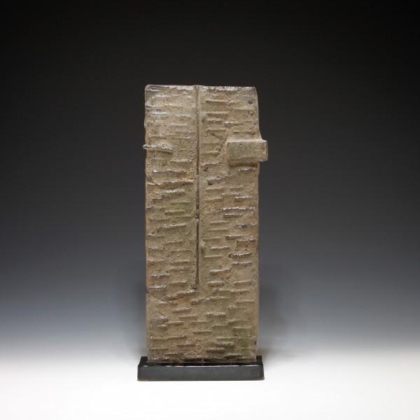 Studioglasobjekt Sculpture signiert Koen Vanderstukken datiert `92 - #3