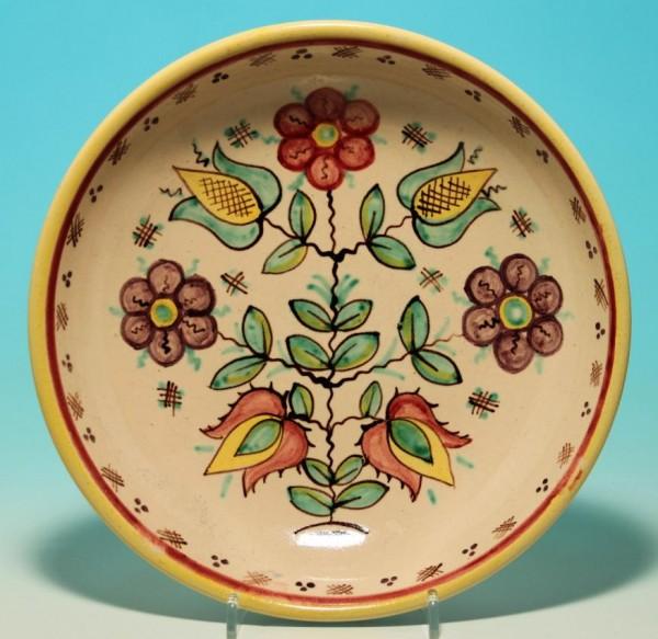 Keramik Wandteller ÖSTERR. EDELKERAMIK