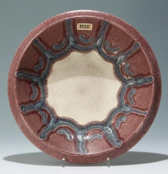Bay Keramik Schale 1970er Jahre