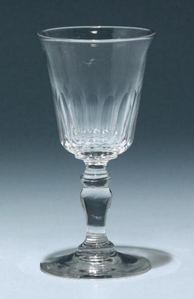 Kelchglas Frankreich 19. Jh. - 13,3 cm