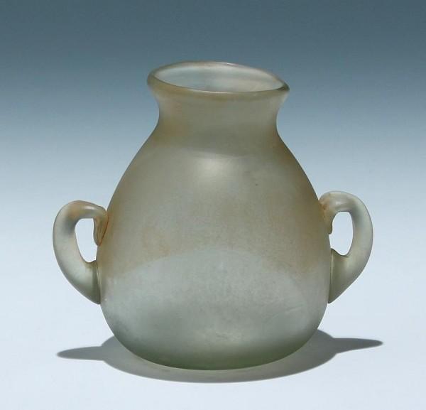 Kleine Vase im Stil einer antiken Ausgrabung