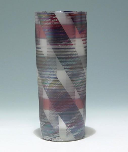 ISGARD MOJE-WOHLGEMUTH Vase signiert 1987