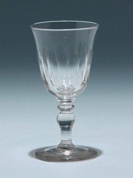 Kelchglas Frankreich 19. Jh. - Höhe 11,2 cm