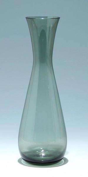 Hohe Rauchglasvase 1960er Jahre - 35,5 cm