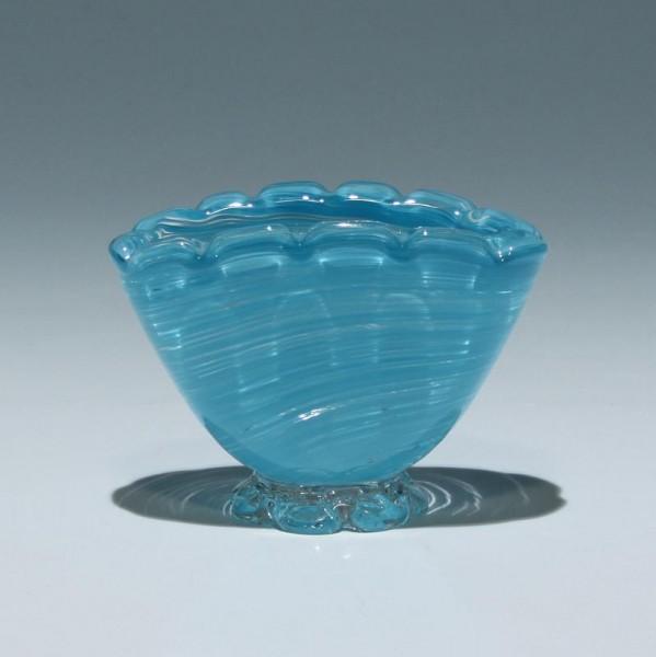 Kleine Murano Glas Vase - 1950-70er Jahre