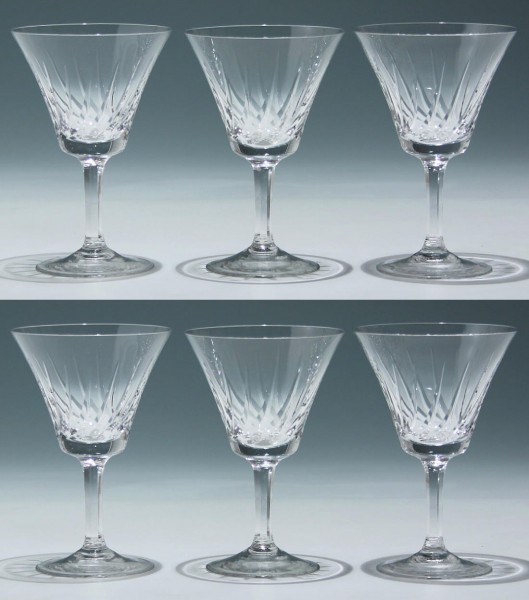 6 Spiegelau Weingläser formgleich mit AROSA -13,6 cm