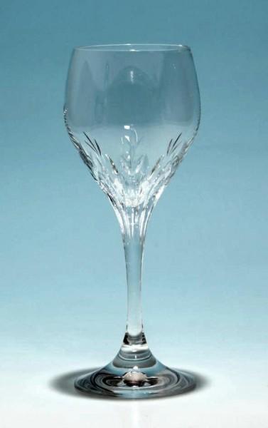 Bleikristall Kelchglas CABARET Schott Zwiesel 1980er Jahre
