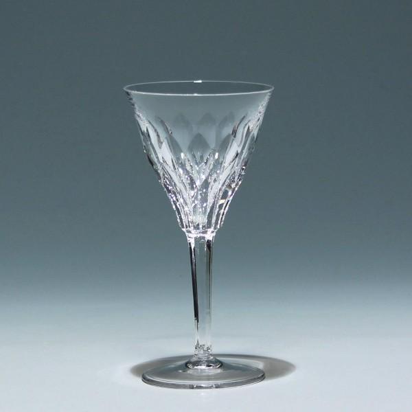 Bleikristall Weinglas Mitte 20. Jh. 14,7 cm - Serie 17