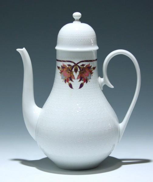 Rosenthal Kaffekanne ROMANZE Orchidee
