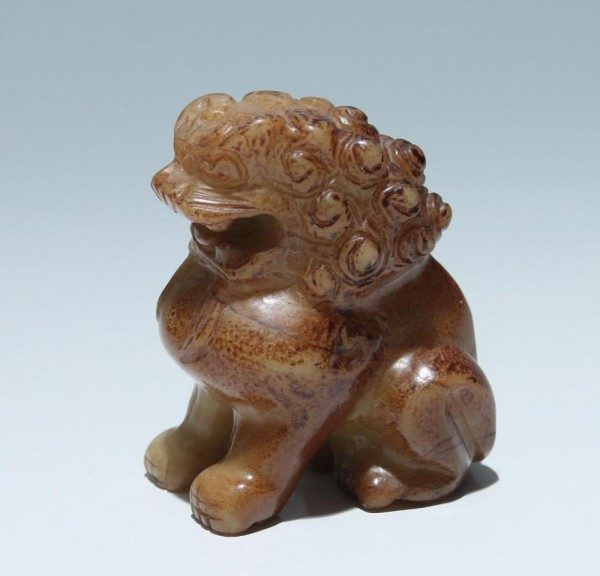 Chinese Soapstone Foo Lion - 20th C.