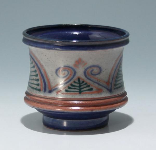 Keramikvase 1980er Jahre