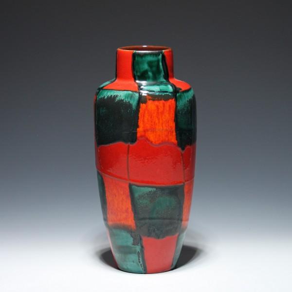 Scheurich Keramik Vase 517-30 W. GERMANY -30 cm 1960er Jahre-Copy