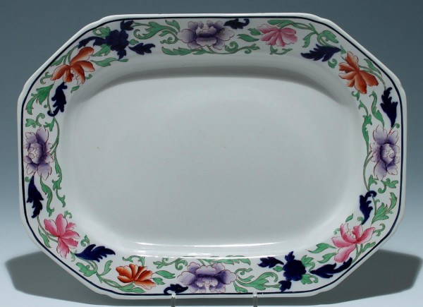 Serving Platter by Copeland for Harrods - 1. H. 20th C.