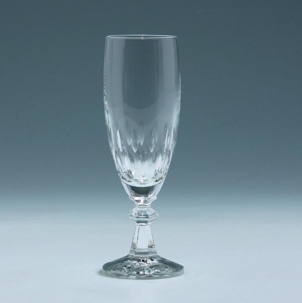 Bleikristall Sektglas SAVONA Schott Zwiesel 1970er Jahre
