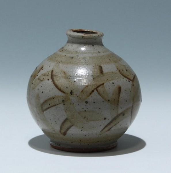 Keramik Vase aus der Töpferei Am Hafen - Sassnitz