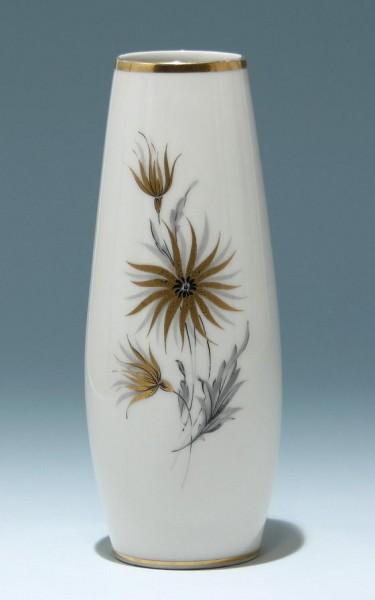 Lindner Kueps Porzellan Vase GRANADA 1950er Jahre