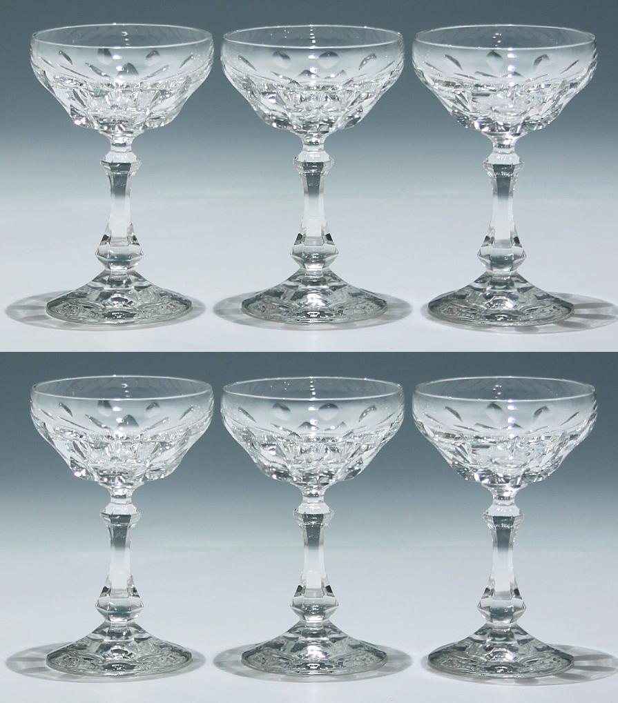 Likörschale Schott Cristallerie Zwiesel  Bleikristall 24 /%  Serie Desiree