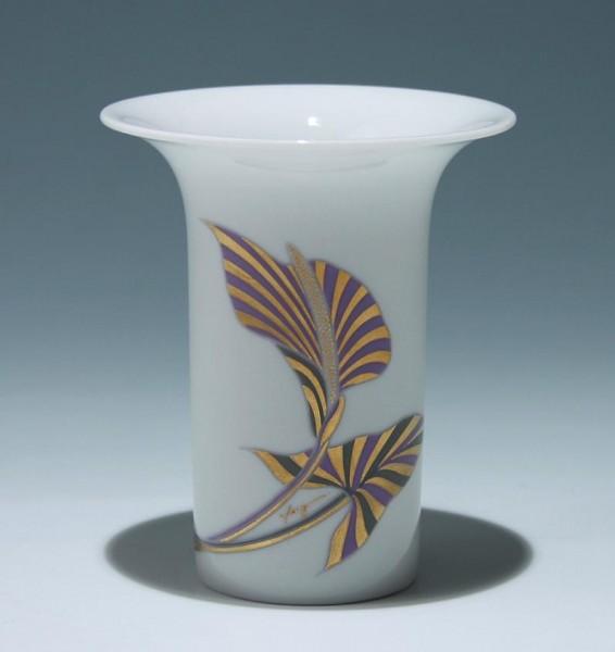 Kleine Rosenthal Vase - 1980er Jahre