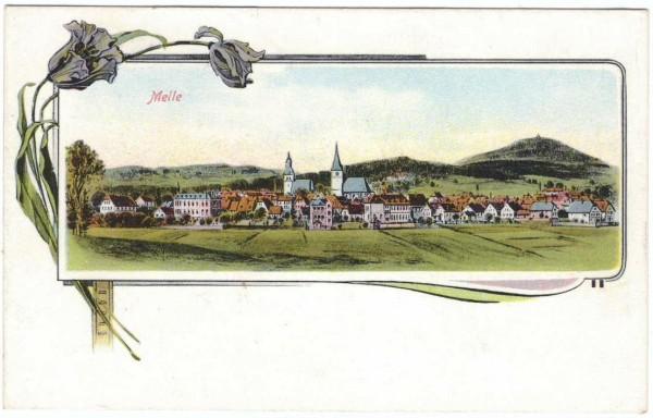 AK - MELLE - ungelaufen - circa 1900